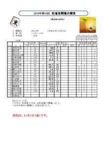 2019.10.4-松雀会レポート10月修正のサムネイル