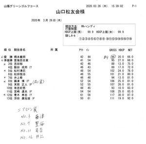 第71回成績表のサムネイル