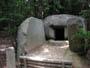 寝屋川公園から石の古墳