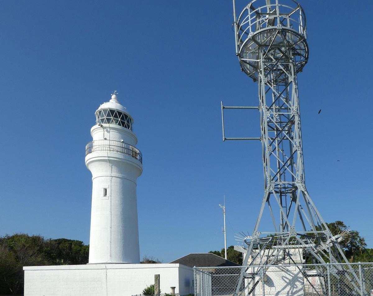 本州最南端 潮岬灯台